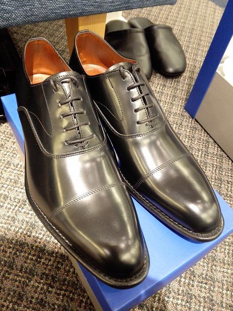 ケンフォードの丈夫な革靴