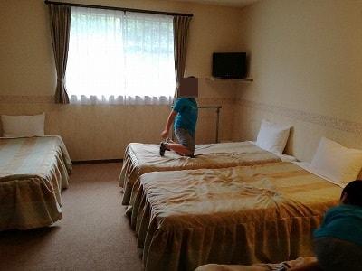白樺湖ホテル パイプのけむりの部屋