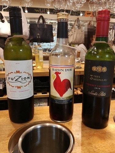 ローマ軒でワイン飲み放題
